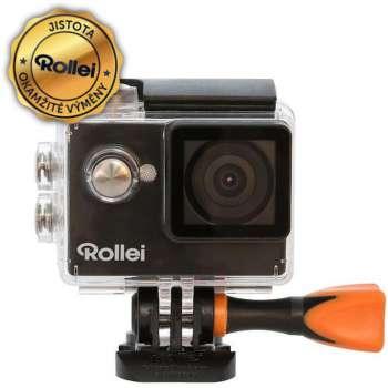 Rollei ActionCam 350, černá - 4K