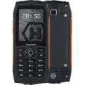 myPhone HAMMER 3, DualSIM, oranžový