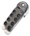 APC Přepěťová ochrana s 8 zásuvkami, COAX, 230V