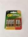Baterie GP Ultra Alkaline LR03 1,5 V typ AAA,4+2ks
