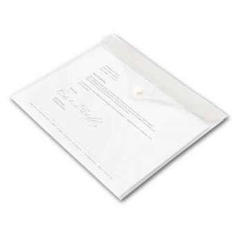 Spisové desky Office Depot - A4, čirá, 5 ks