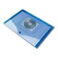 Desky spisové Office Depot A4 s kapsou, modré 5 ks