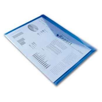Spisové desky Office Depot - A3, modrá , 5 ks