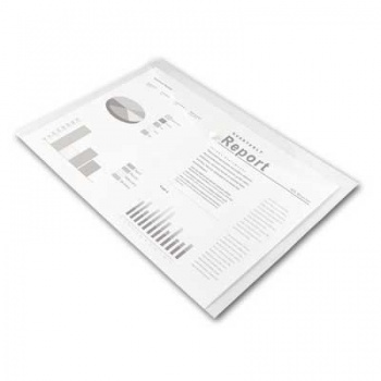 Spisové desky Office Depot - A3, čirá, 5 ks