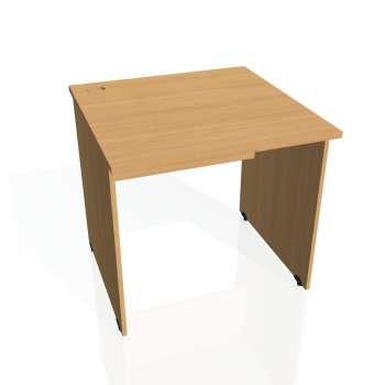 Psací stůl Hobis GATE GS 800, buk/buk