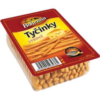 Bohemia tyčinky - sýrové, 100 g