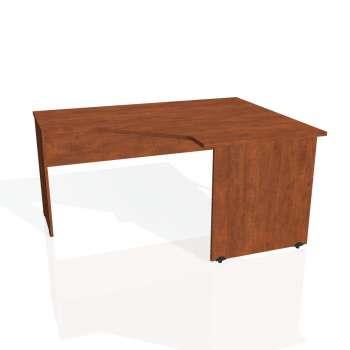 Psací stůl Hobis GATE GEV 80 levý, calvados/calvados