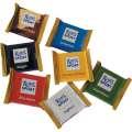 Čokoládky Ritter Sport - mix, 16,67 g, 84 ks
