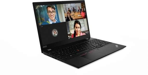 Lenovo ThinkPad T590, černá (20N4000GMC)