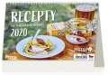 Stolní kalendář 2020 - Recepty na nakládané dobroty