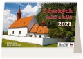 Stolní kalendář 2020 - Z českých luhů a hájů