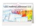 Stolní kalendář 2020 - Rodinný plánovací kalendář