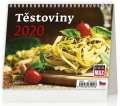 Stolní kalendář 2020 - MiniMax Těstoviny