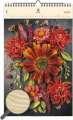 Dřevěný obrazový kalendář 2020 - Flowers