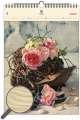 Dřevěný obrazový kalendář 2020 - Roses