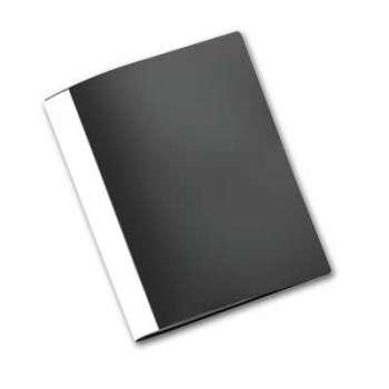 Katalogová kniha Office Depot - A3, černá, 20 kapes