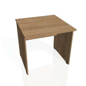 Psací stůl Hobis GATE GS 800, višeň/višeň
