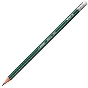 Grafitová tužka Stabilo Othelo, s pryží
