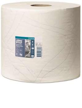 Papírové ručníky Tork Advanced - dvouvrstvé, bílé, 2 role