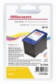 Cartridge Office Depot HP C6657A/57 - tříbarevná