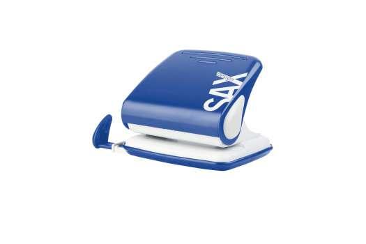Děrovačka SAX 418 modrá