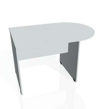 Přídavný stůl Hobis Gate GP 1200 1 - šedá/šedá