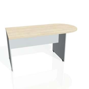 Přídavný stůl Hobis Gate GP 1600 1 - akát/šedá