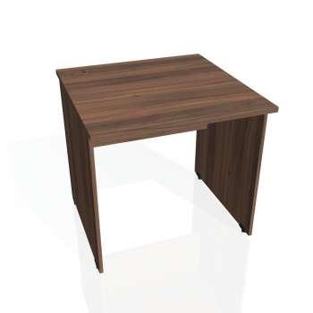 Psací stůl Hobis GATE GS 800, ořech/ořech