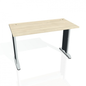 Psací stůl Hobis Flex FE 1200 - akát/kov