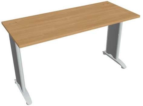 Psací stůl Hobis Flex FE 1400 - calvados/kov