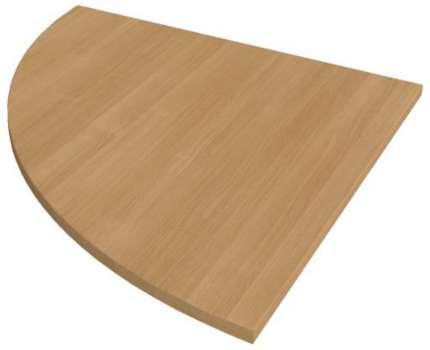 Přídavný stůl Hobis Flex FP 900 L - calvados
