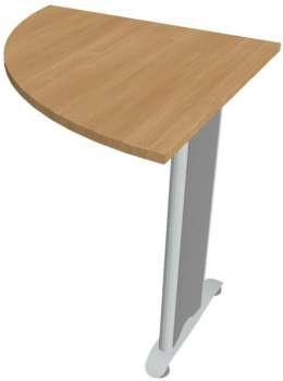 Přídavný stůl Hobis Flex FP 901 L - calvados/kov