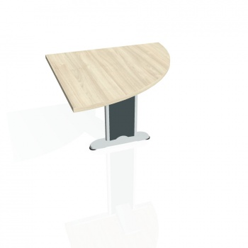 Přídavný stůl Hobis Flex FP 901 P - akát/kov