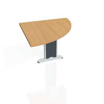 Přídavný stůl Hobis Flex FP 901 P - buk/kov