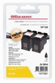 Cartridge Office Depot HP C8765E/338 - černá