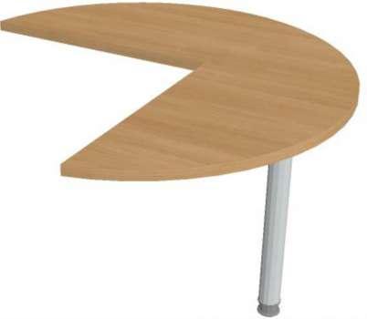 Přídavný stůl Hobis Flex FP 21 P - calvados/kov