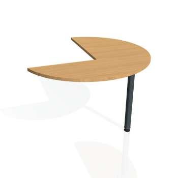 Přídavný stůl Hobis Flex FP 22 L - buk/kov