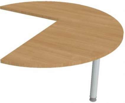 Přídavný stůl Hobis Flex FP 22 P - calvados/kov