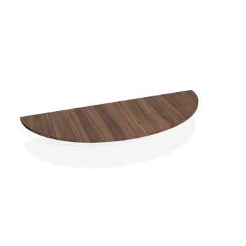 Přídavný stůl Hobis Flex FP 160 - ořech