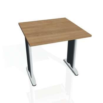 Jednací stůl Hobis Flex FJ 800 - višeň/kov