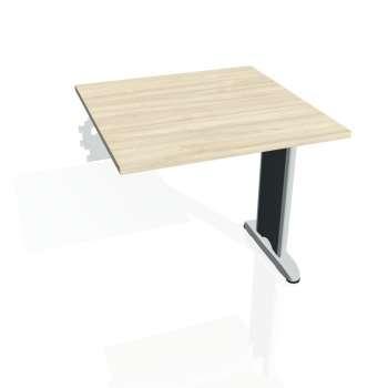 Jednací stůl Hobis Flex FJ 800 R - akát/kov