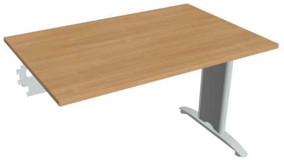 Jednací stůl Hobis Flex FJ 1200 R - calvados/kov