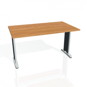 Jednací stůl Hobis Flex FJ 1400 - olše/kov