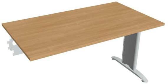 Jednací stůl Hobis Flex FJ 1400 R - calvados/kov