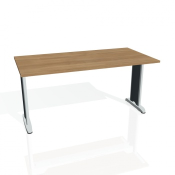 Jednací stůl Hobis Flex FJ 1600 - višeň/kov