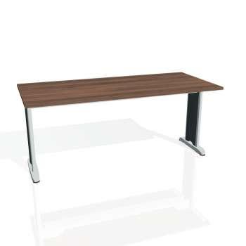 Jednací stůl Hobis Flex FJ 1800 - ořech/kov