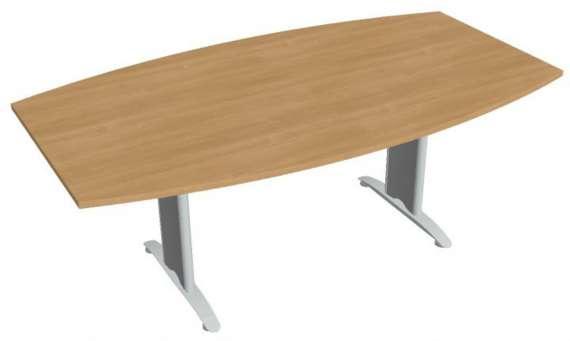 Jednací stůl Hobis Flex FJ 200 - calvados/kov