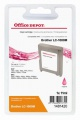 Cartridge Office Depot Brother LC1000M -purpurová