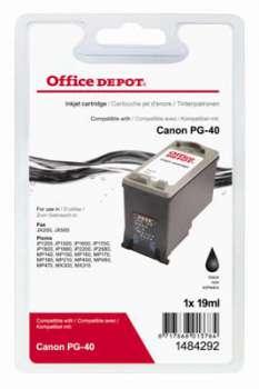 Cartridge Office Depot Canon PG-40 - černá