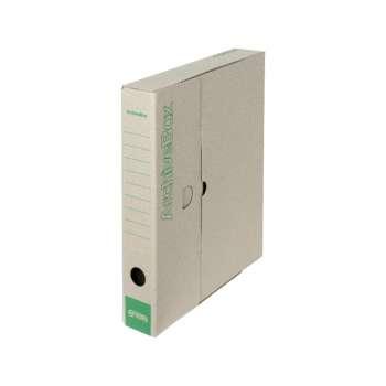 Archivační krabice Emba - 33 x 26 x 5 cm, 5 ks